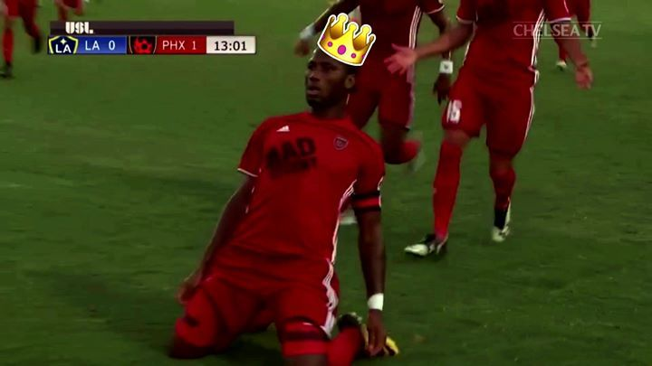 WOW! Watch Didier Drogba doing what he does best for Phoenix Rising Football Club! 🔥👑 #fashion #style #stylish #love #me #cute #photooftheday #nails #hair #beauty #beautiful #design #model #dress #shoes #heels #styles #outfit #purse #jewelry #shopping #glam #cheerfriends #bestfriends #cheer #friends #indianapolis #cheerleader #allstarcheer #cheercomp  #sale #shop #onlineshopping #dance #cheers #cheerislife #beautyproducts #hairgoals #pink #hotpink #sparkle #heart #hairspray #hairstyles…