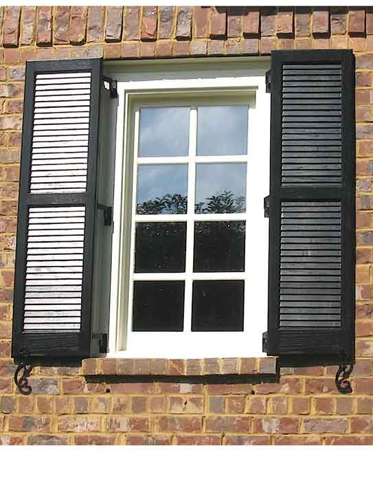 1000 ideas about outdoor shutters on pinterest exterior - Different styles of exterior shutters ...