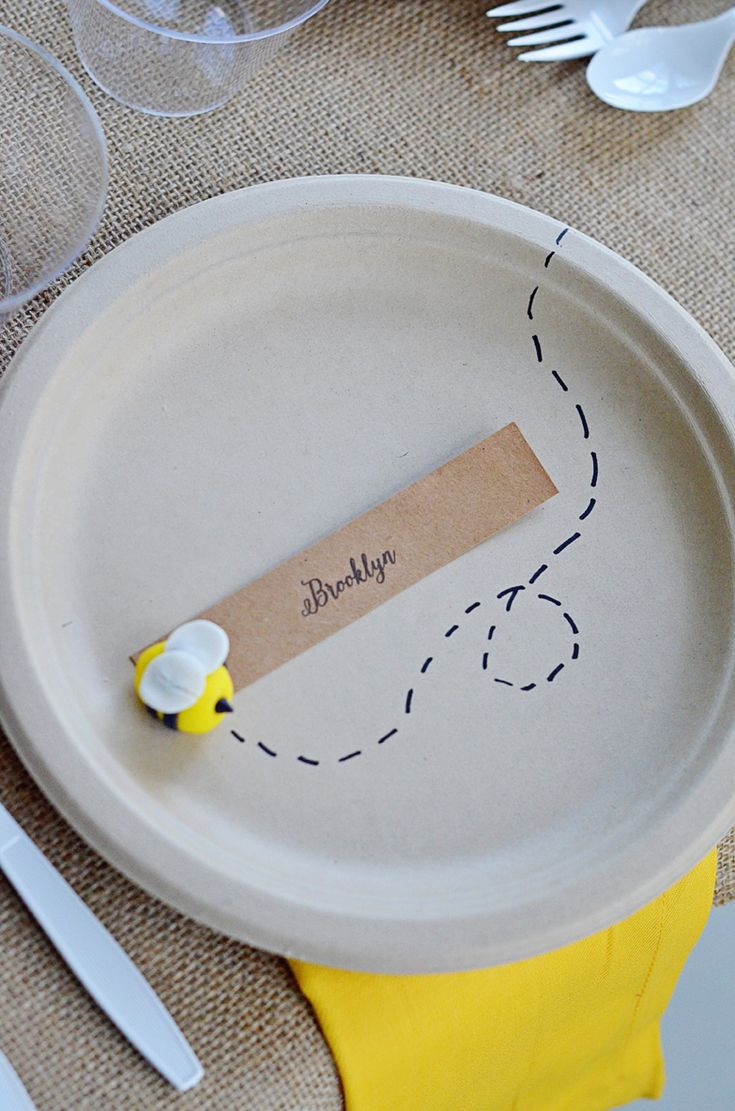 Ideas for a Honey-bee Themed Kids Party