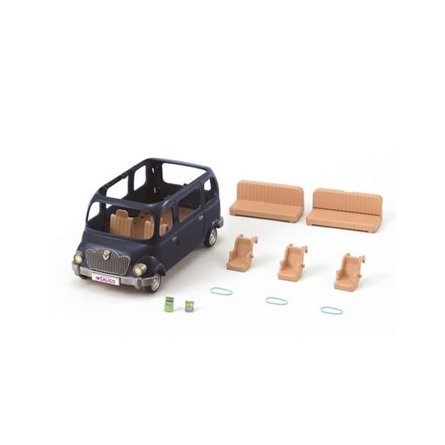 Calico Critters Family Seven-Seater Car