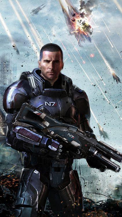 Shepard - Mass Effect