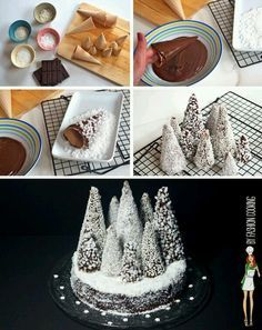 Weihnachtstorte