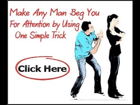 Effective Formula To Make a Man Do Almost Anything You Want