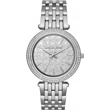 Michael Kors Women's Quartz Watch MK3404 with Metal Strap  Price Β£299 http://www.thesterlingsilver.com/product/guess-gvss5-womens-quartz-watch-with-beige-dial-analogue-display-and-pink-leather-bracelet-w0775l3/