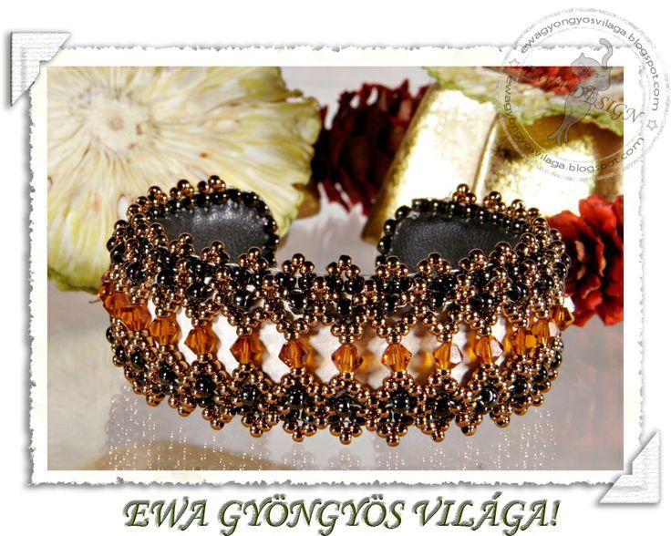 Ewa gyöngyös világa!: Dotto karkötő / Dotto bracelet