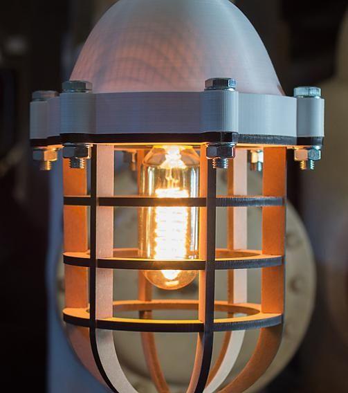 Het Lichtlab hanglamp no.20 Printlamp (by Olaf Weller) - Het Lichtlab - Lamp123.nl
