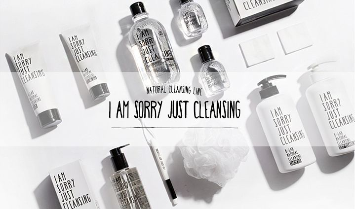 Not only do they not test on animals, I Am Sorry Just Cleansing is also ECOCERT approved.