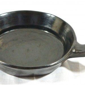 Ethiopian Clay Handmade Frying Pan