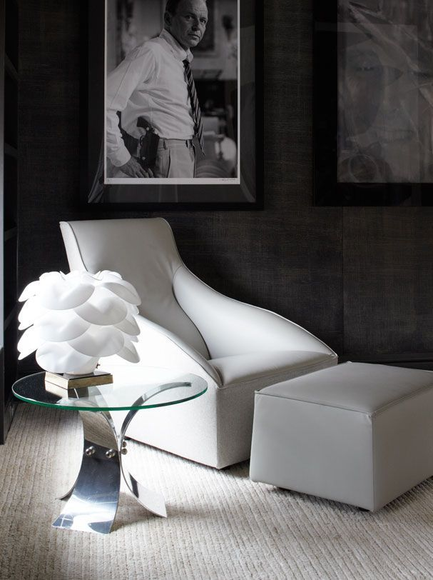 Viyet Style Inspiration White Seating Living Room