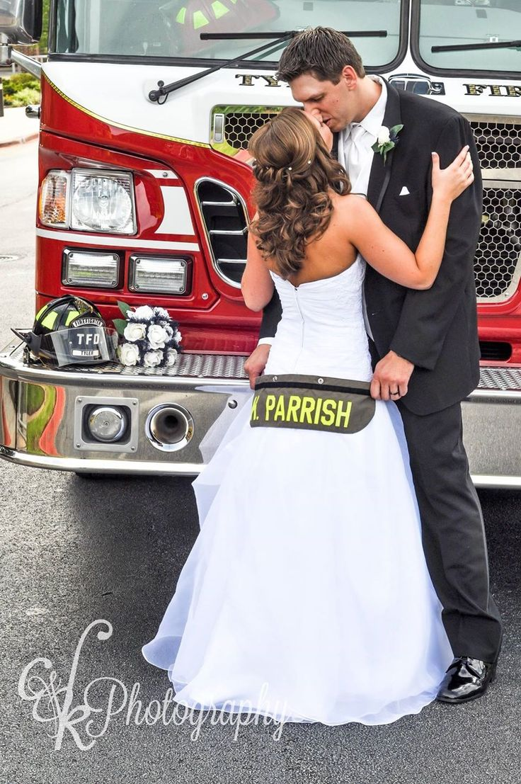 17 Best ideas about Firefighter Wedding on Pinterest Firefighter