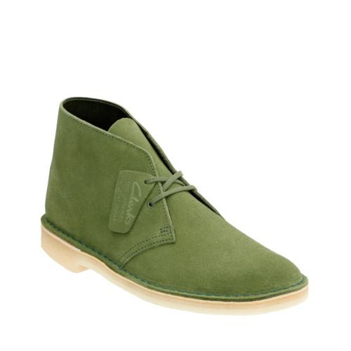 Desert Boot Leaf Suede - Men's Desert Boots - Clarks® Shoes
