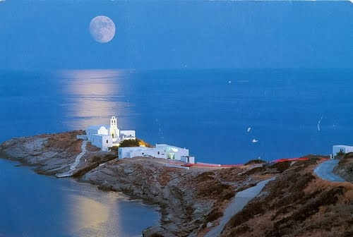 Sifnos, Cyclades-Greece