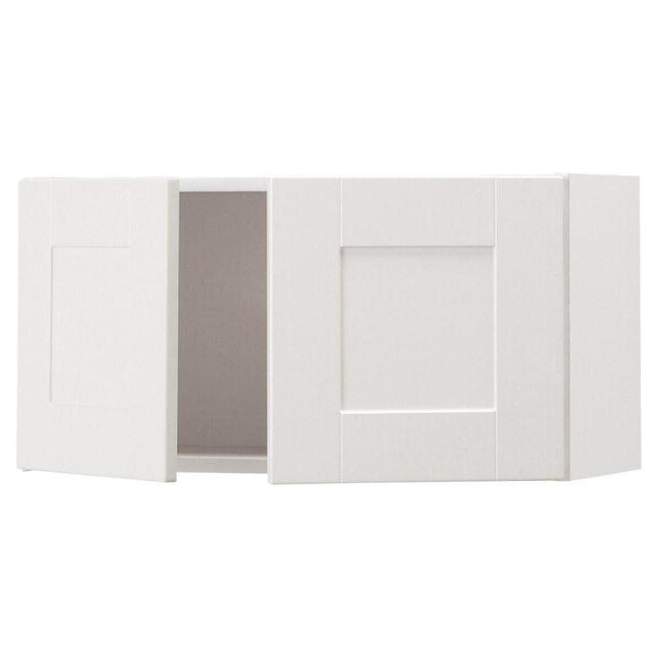 Refrigerator Wall Cabinet: AKURUM Fan Cab/top Cabinet To Refrigerator