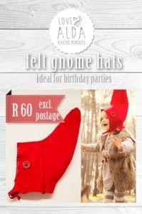Gnome Hats