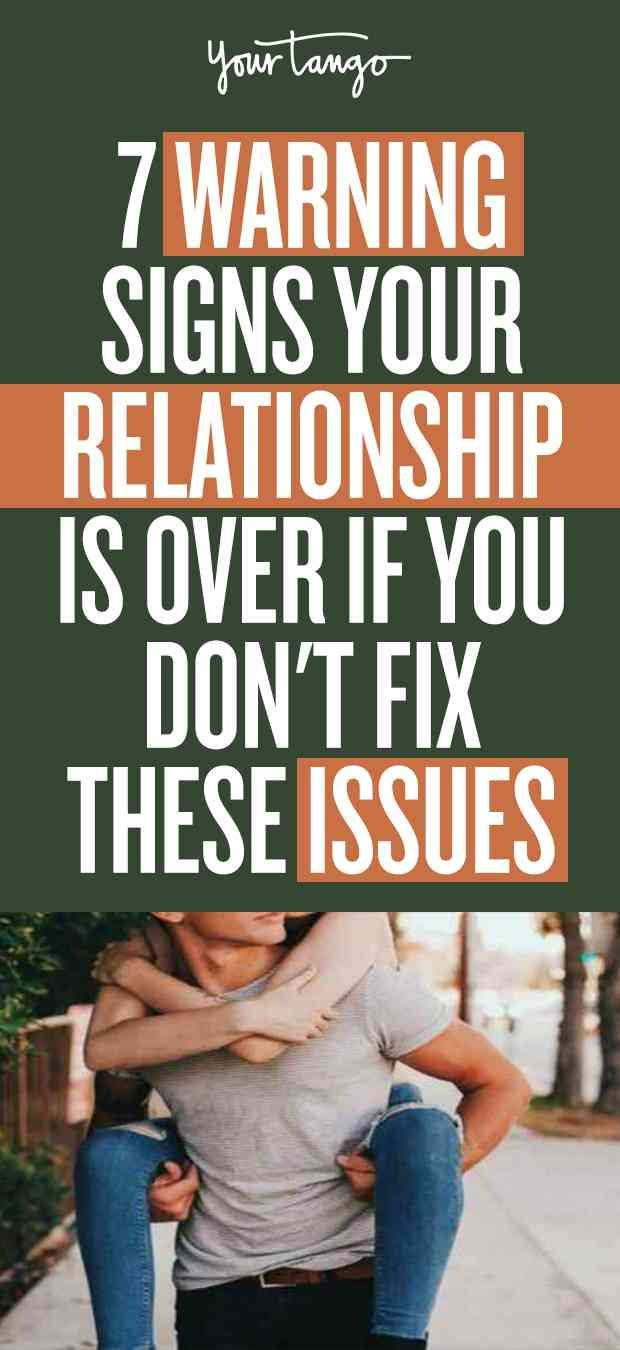 7 Relationship Problems Most Couples Ignore That Are Actually Huge