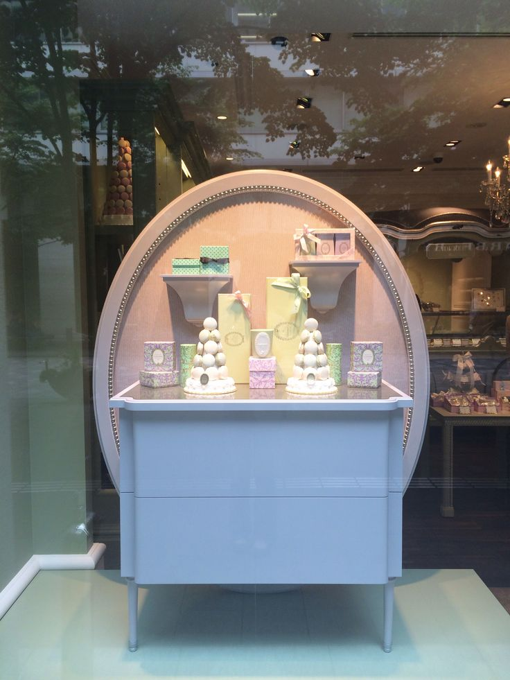 Laduree in Marunouchi