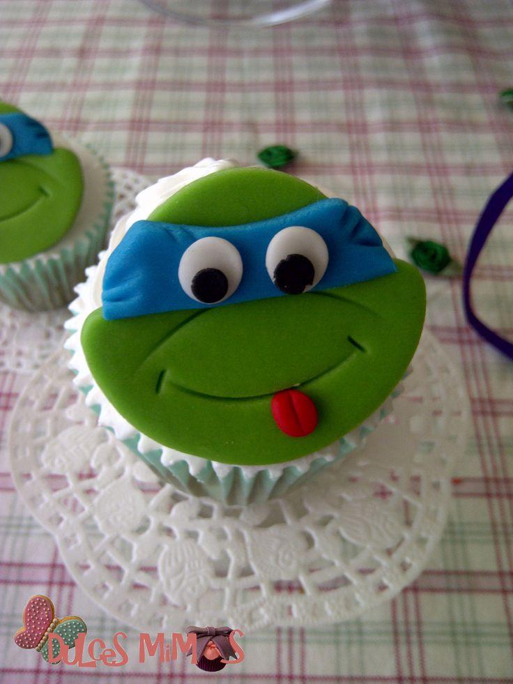 cupcakes turtle ninja
