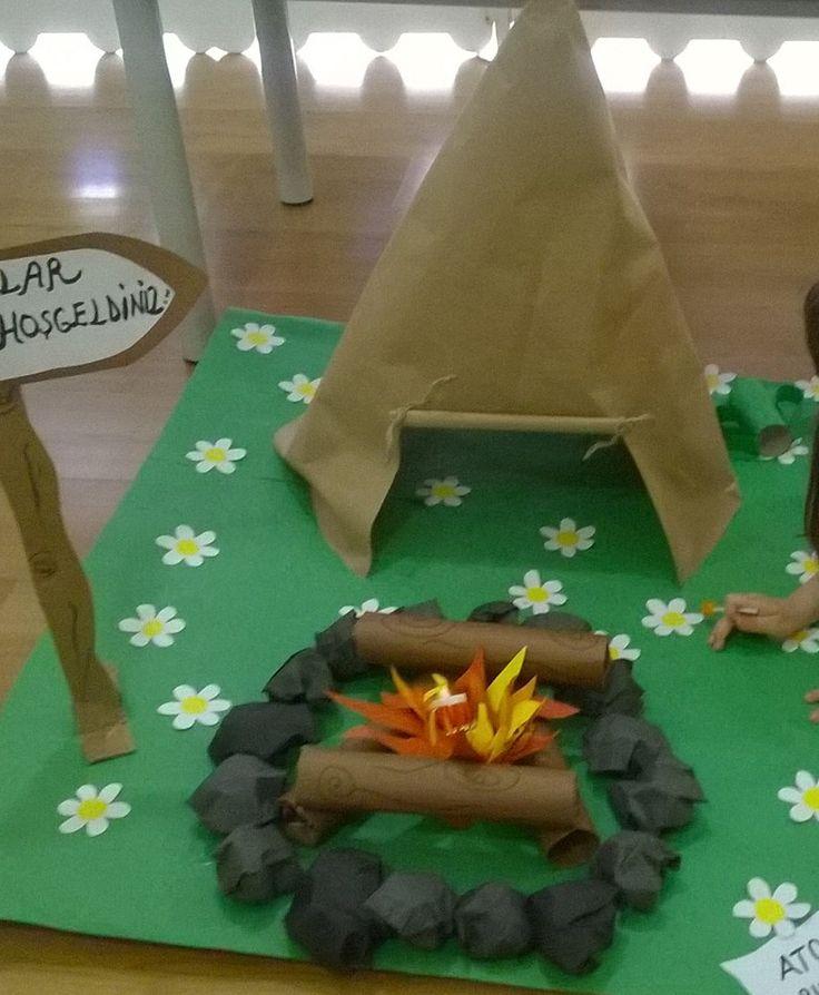 kamp ateşi & Gülay Demir sınıfı