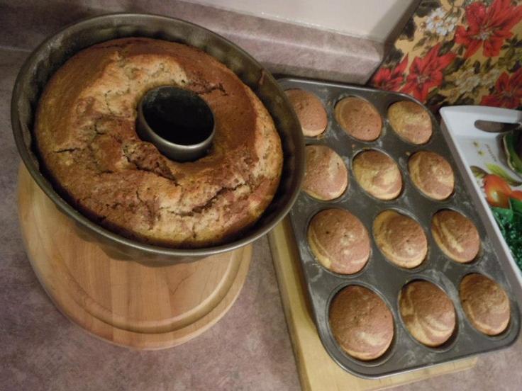 In my kitchen - Christmas 2012 povedla se..