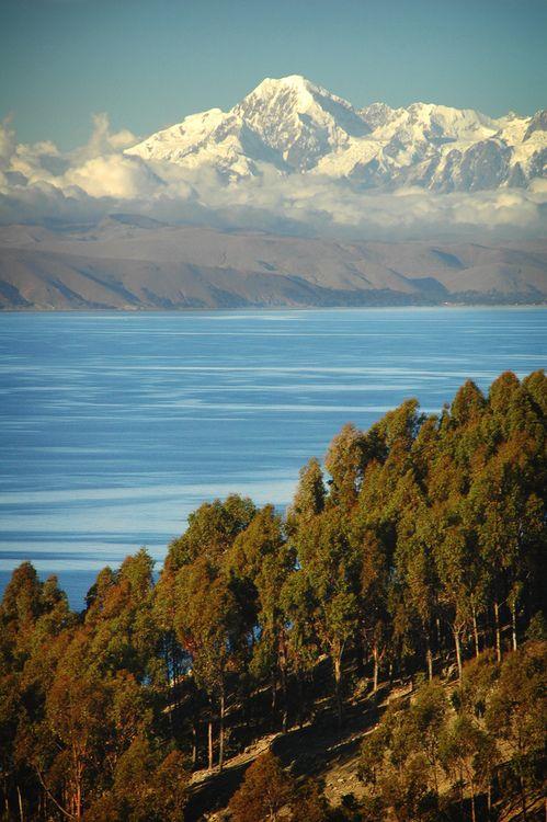 Isla del Sol, Lago Titicaca, Bolivia.