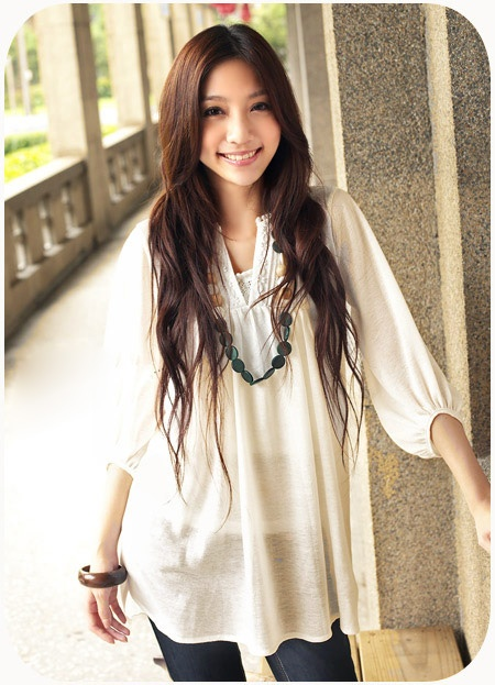 Asian style womens clothing