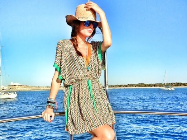 LOOK PLAYERO: EL CAFTAN