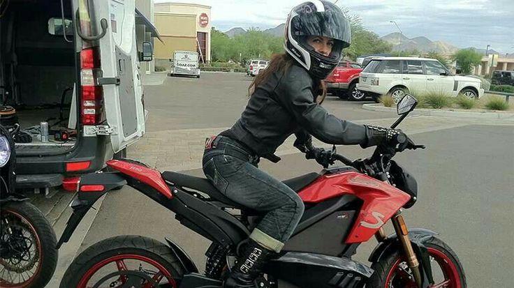 Zero electric motorycle