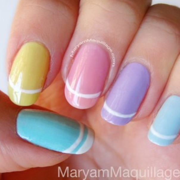 692 best Sequester Nails images on Pinterest | Gel polish, Nail ...