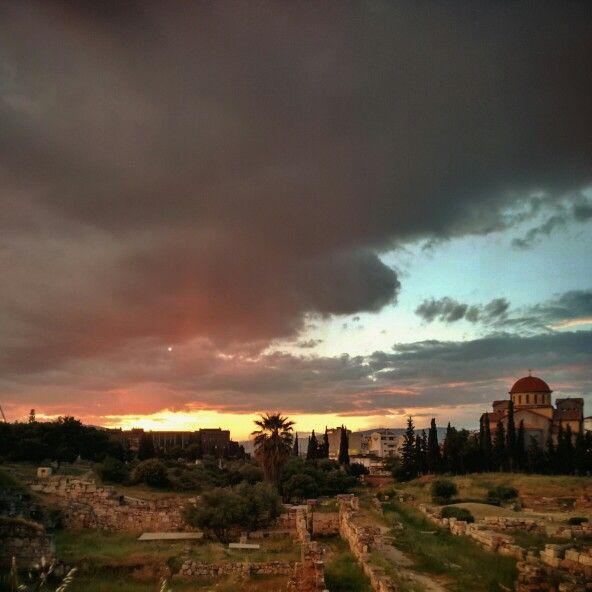 Kerameikos. Athens.