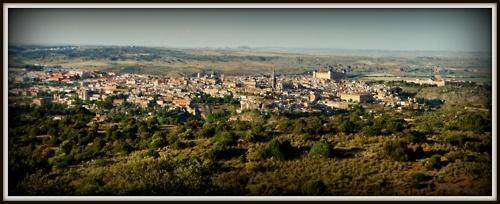 Toledo, desde la lejanía (1)