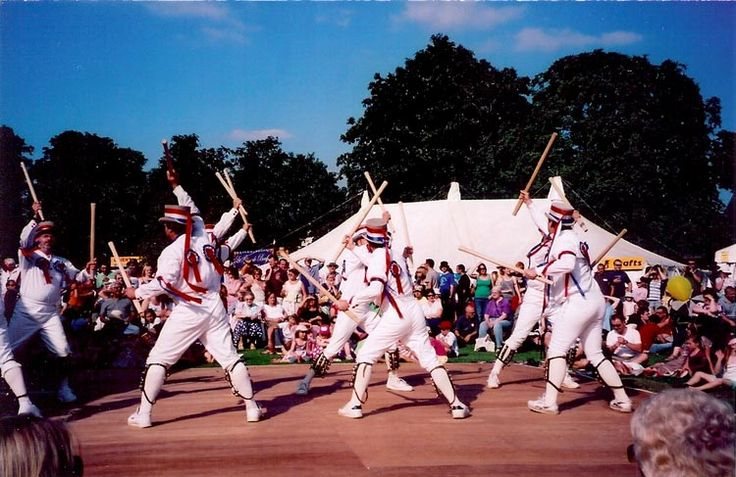 Every year The Old Post Office, Wallingford look forward to the traditional annual BunkFest - family fun festival