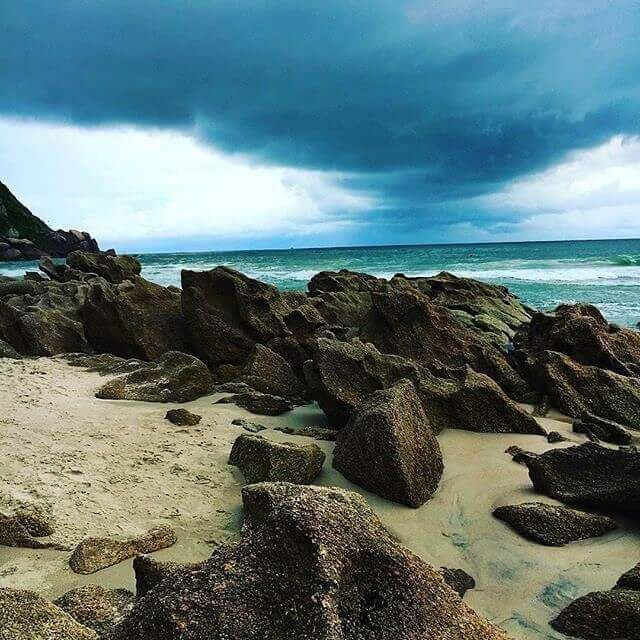Praia do Tombo Guaruja