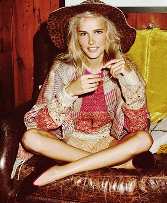 STYLE ICON: ISABEL LUCAS The Australian actress is a ...