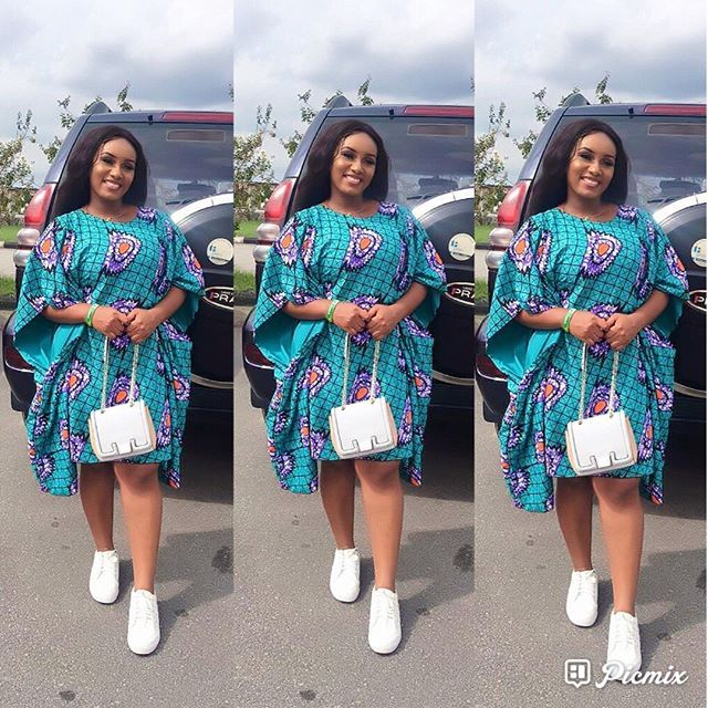 Mind Blowing Ankara Gown Styles for Beautiful Ladies...Mind Blowing Ankara Gown Styles for Beautiful Ladies