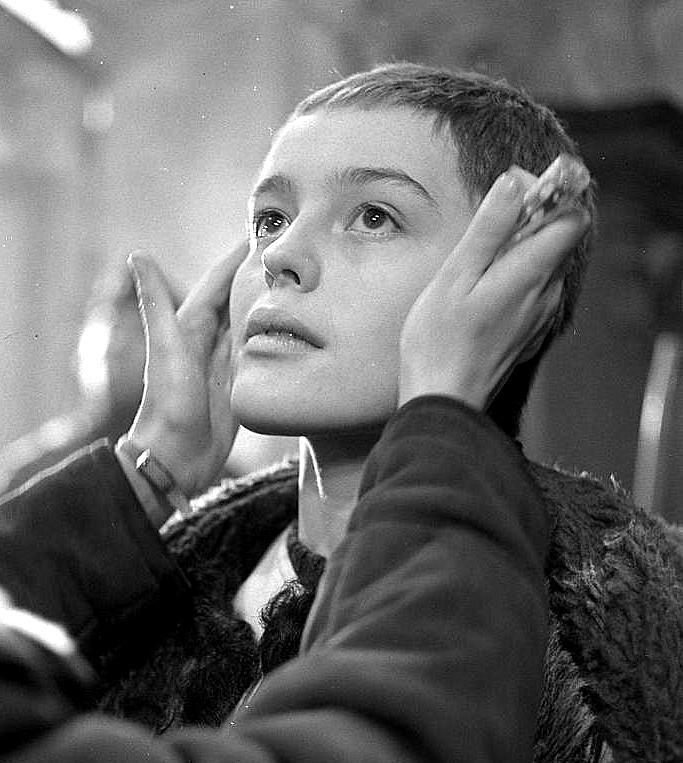 Magda Vášáryová 1969