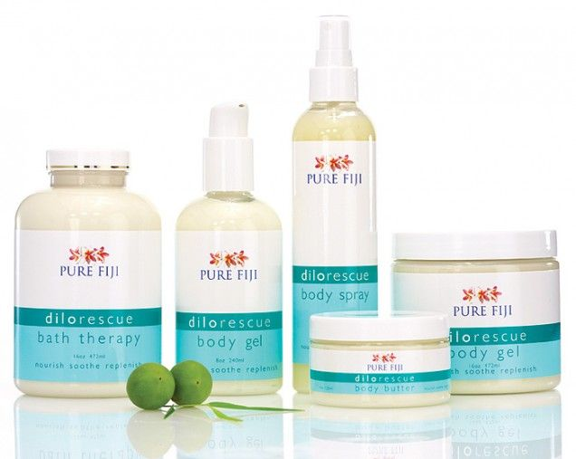 Our amazing Dilo Rescue Range naturally contains a unique essential fatty acid that soothes irritation and inflammation whilst super-charging the healing and repair process.     Soothe, nourish and replenish skin affected by: Sunburn, Windburn, Dermatitis, Dehydration Rashes, Insect bites, Acne, Eczema, Shaving irritation, Post microdermabrasion, Post Radiation and Chemotherapy.