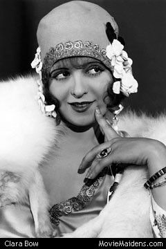 Clara Bow: 1920 S, 1920S Fashion, Clara Bows, Wear Hats, Flappers Girls, 1920S1930S Fashion, Roaring 20S, Vintage Beautiful, Vintage Photo