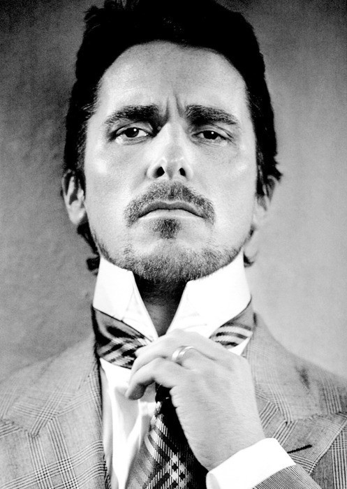 Christian Bale - talented + hot