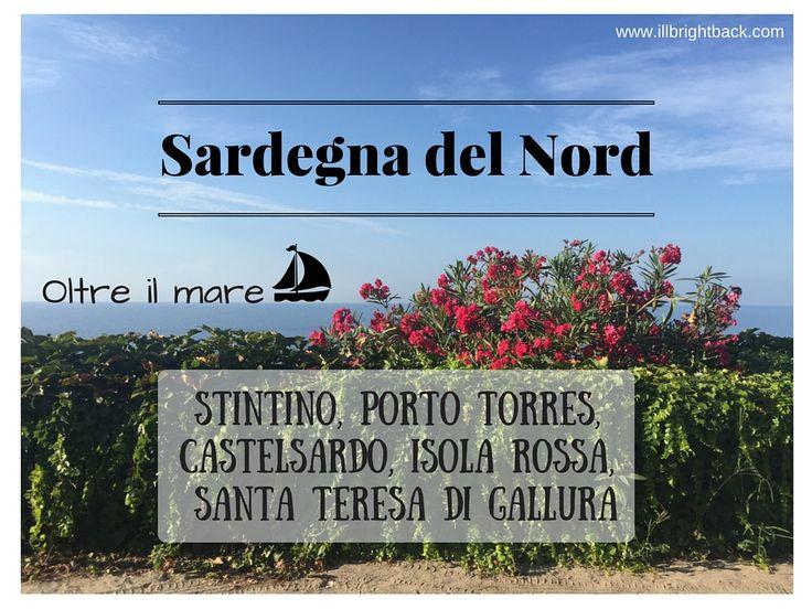 Sardegna del nord...non solo mare! Lungo la costa si trovano anche adorabili paesini per passeggiate, relax e scoperte storico-culturali!