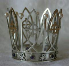 Elleholm Church crown. 1977.