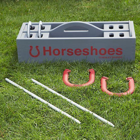 Horseshoes Set  | Crate and Barrel
