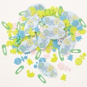 Baby Stitching Pastel Confetti