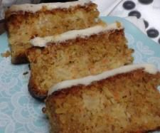 Recipe Carrot Cake with Almonds & Hazel Nuts by vickieg #ThermomixBakeOff