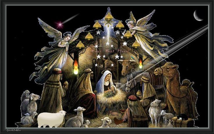 Miracle in Bethlehem by gyusziapu.deviantart.com on @DeviantArt