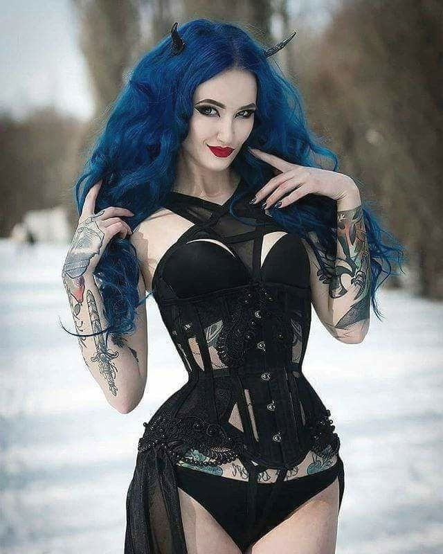 Gothic Fashion. For All Those Individuals That Get