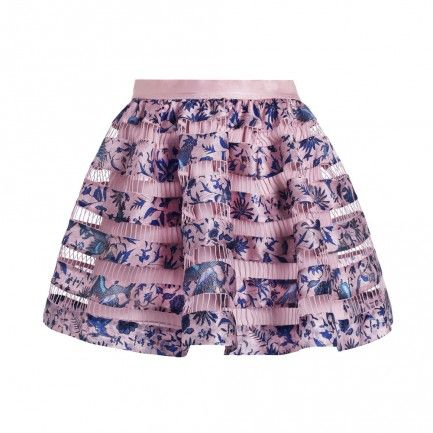 Riot Suspend Skirt - The Latest