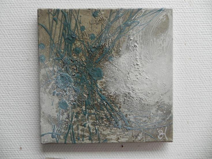 Maleri malet med kalkmaling.dk Britta Hellesøe