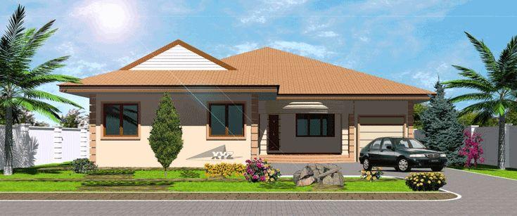 House Plans For Africa Okyeame House Plan Ghana House Plans Ideas For The House