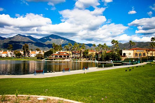 Rancho Santa Margarita, Ca OMG its my Lake! I can't believe this is on pinterest