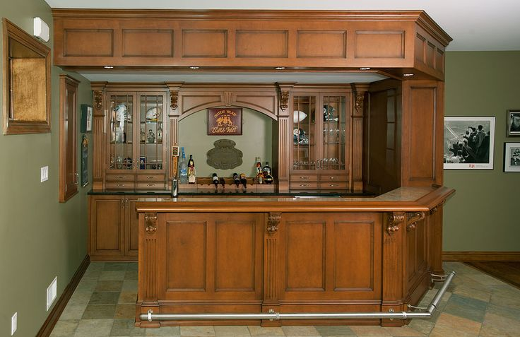 built in home bars professional cabinet maker serving the pittsburgh area bars pinterest